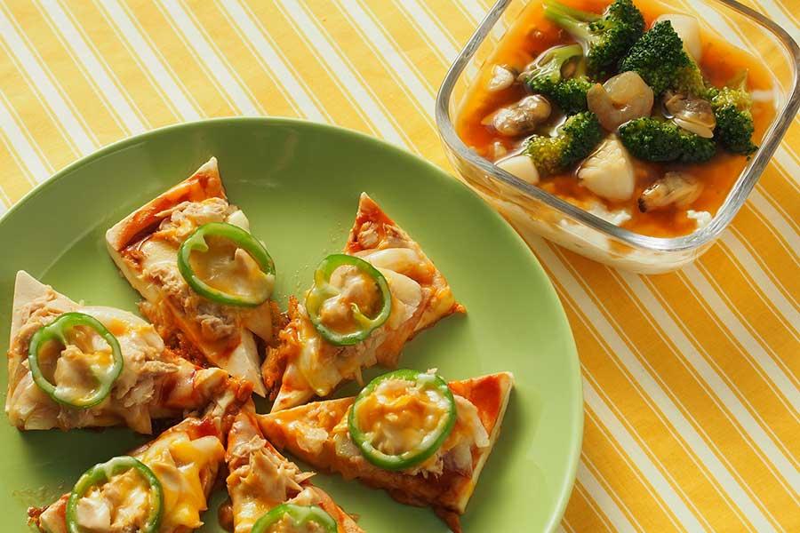 イベント続きでお疲れ気味の時に 簡単に作れる豆腐料理2品【写真:市川千佐子】