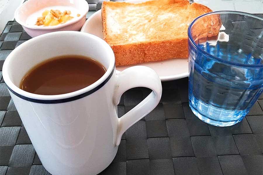 朝食にプラスしたい体を温めるひと品とは?【写真:Hint-Pot編集部】