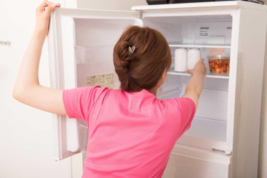 納豆の保存は冷蔵庫か冷凍庫へ【写真:写真AC】