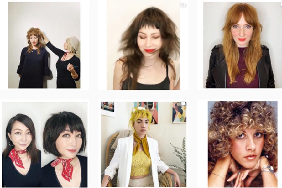 【画像】インスタグラムでも話題!サンフランシスコのヘアサロン「Edo salon」のヘアギャラリー