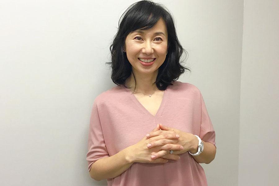 結婚10年を迎えた東尾理子さん。夫・石田さんから影響を受けているという【写真:Hint-Pot編集部】