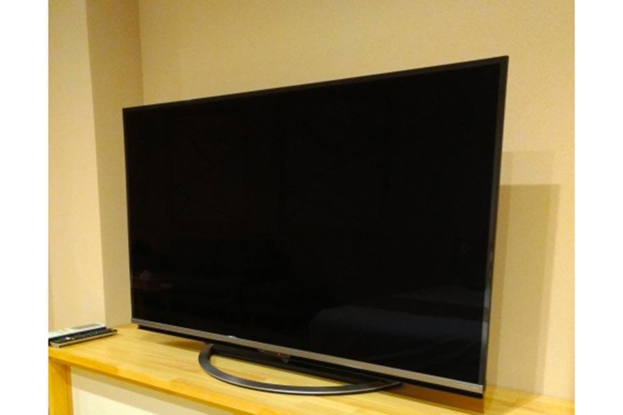 薄型の液晶テレビ【写真:写真AC】