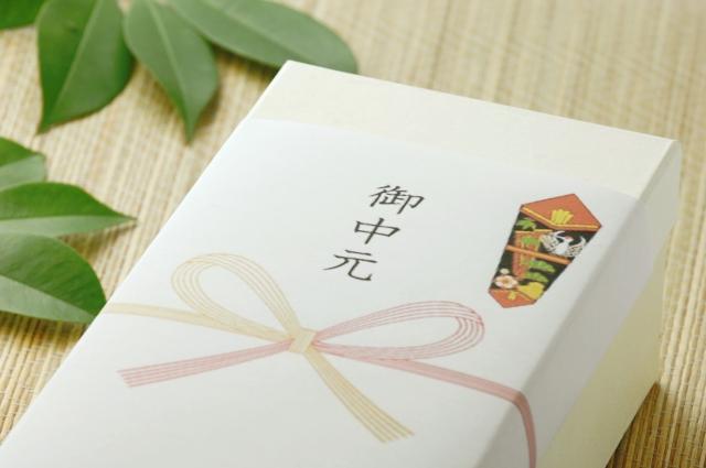 お中元の季節(写真はイメージです)【写真:写真AC】