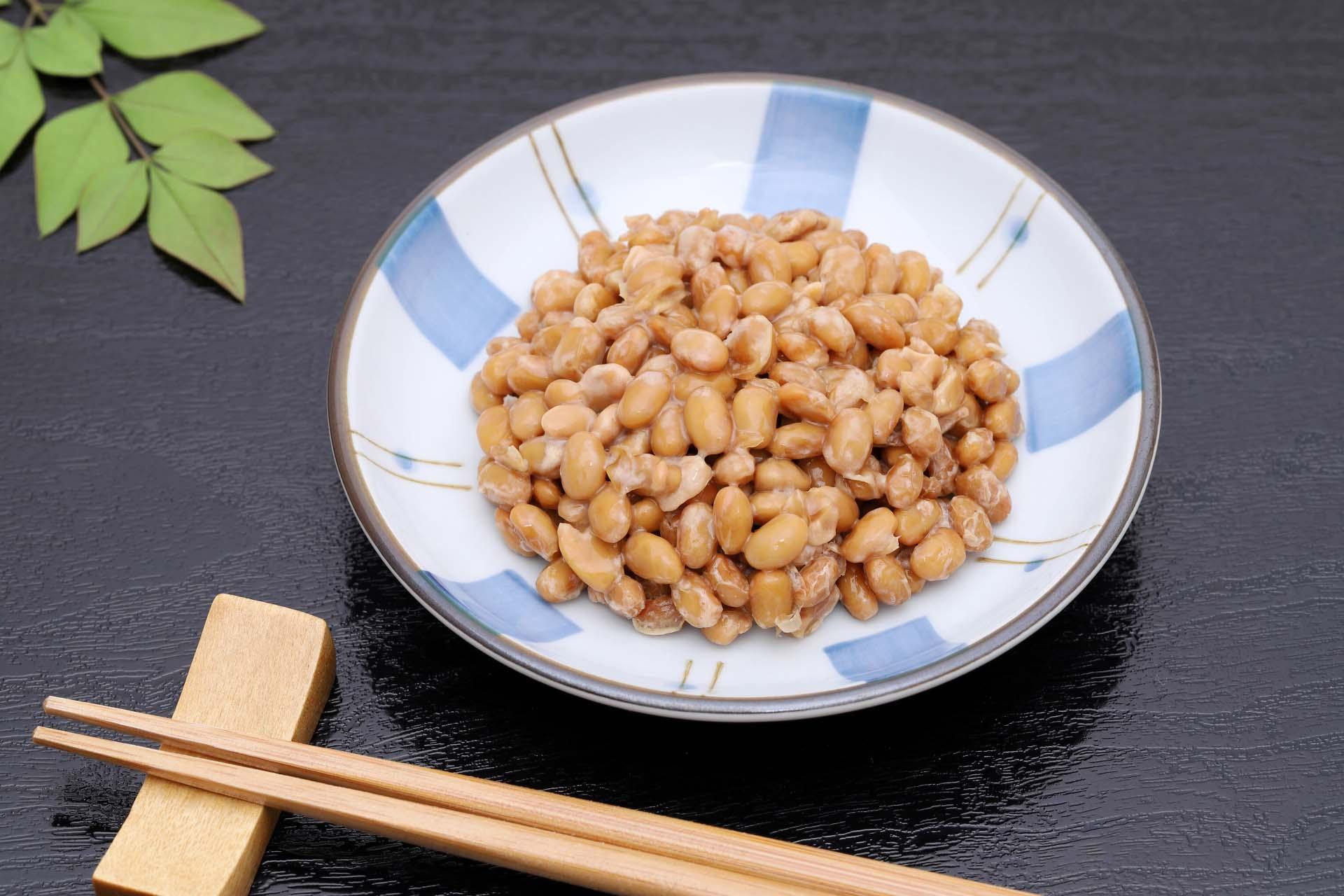 日本で古くから愛される、栄養たっぷりな納豆【写真:写真AC】
