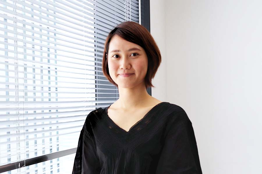 SB C&S株式会社に勤める台湾人のツン・ミアさん【写真:Hint-Pot編集部】