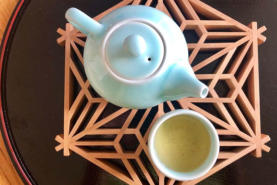 秋の潤い薬膳ブレンド茶【写真:村上華子】
