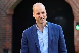 ウイリアム王子【写真:Getty Images】