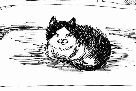 漫画のワンシーン【画像提供:藤井おでこ(@fuxxxxxroxxka)さん】