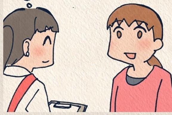 漫画のワンシーン【画像提供:ぶちねこなみ(buchinekonami)さん】