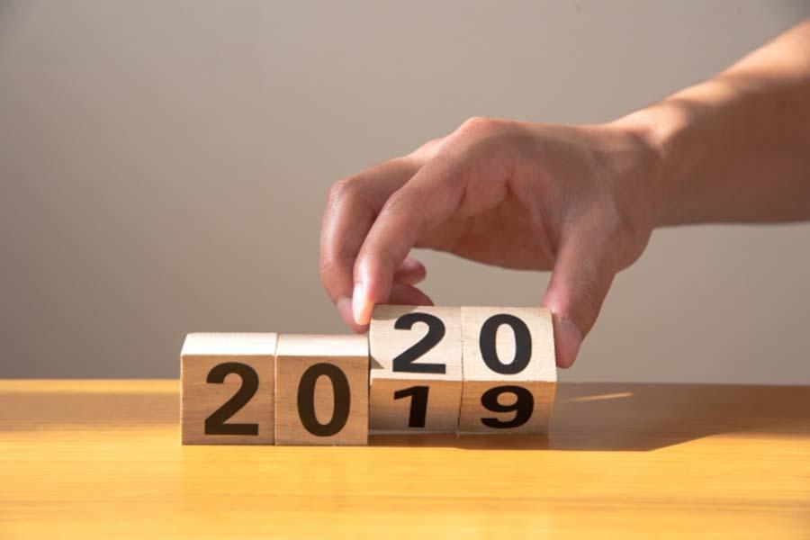 2019年ももうすぐ終わる(写真はイメージです)【写真:写真AC】