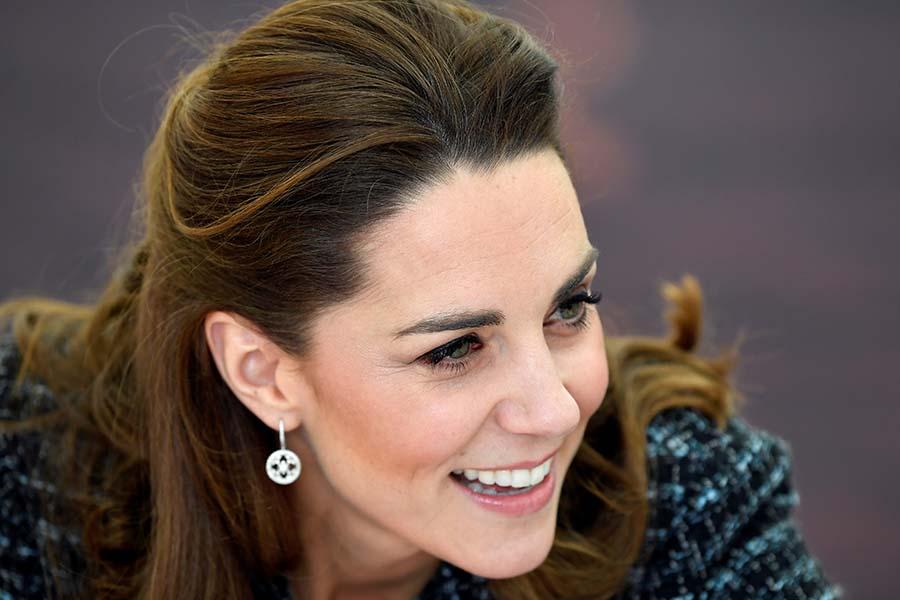 キャサリン妃【写真:Getty Images】