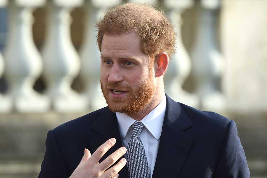 一時帰国後もバッシングが続くヘンリー王子【写真:Getty Images】