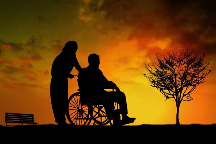 介護の負担を減らす取り組みの広まりが期待される(写真はイメージ)【写真:写真AC】