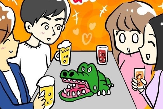 漫画のワンシーン【画像提供:はな(nekotaro1994)さん】