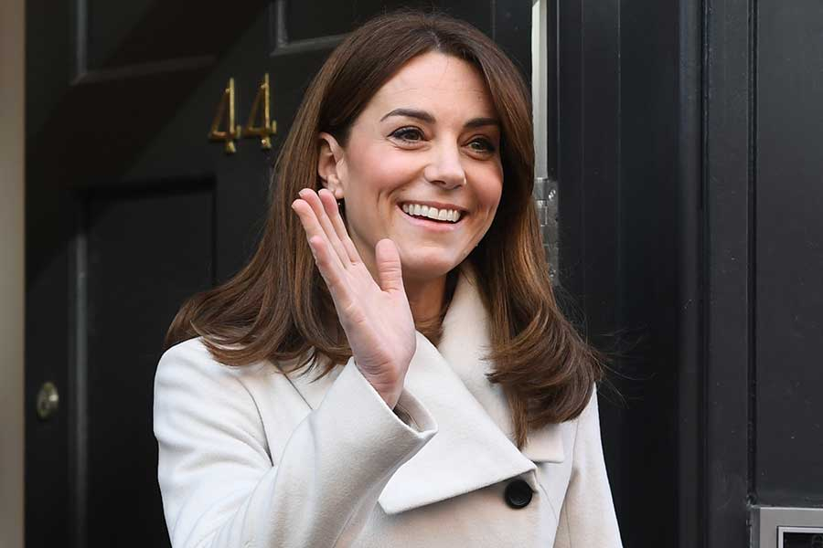 アイルランド訪問2日目のキャサリン妃【写真:Getty Images】
