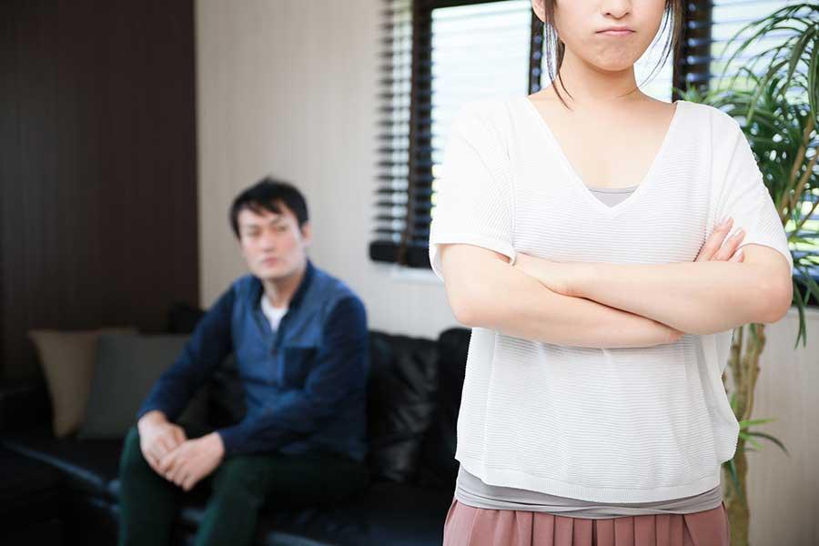 妻の苦しみ… 夫の理解は足りている?(写真はイメージ)【写真:写真AC】