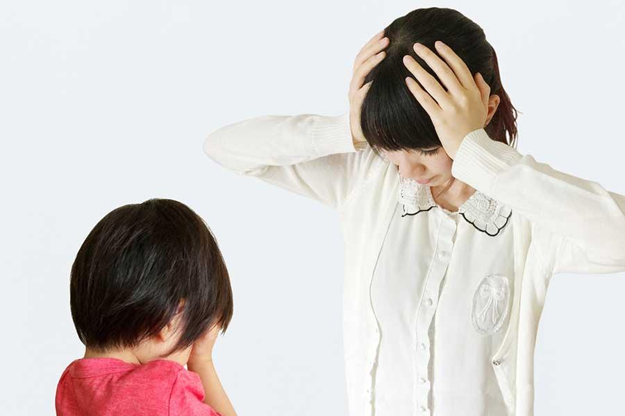 子どもが感じるストレスにも注意を(写真はイメージ)【写真:写真AC】
