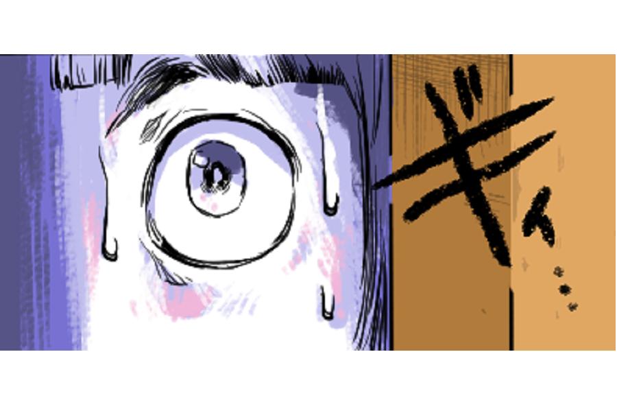 漫画のワンシーン【画像提供:JR(@mugijr)さん】