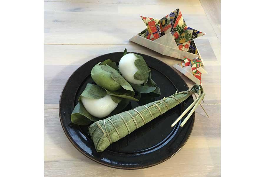 柏餅とちまき(写真はイメージ)【写真:写真AC】