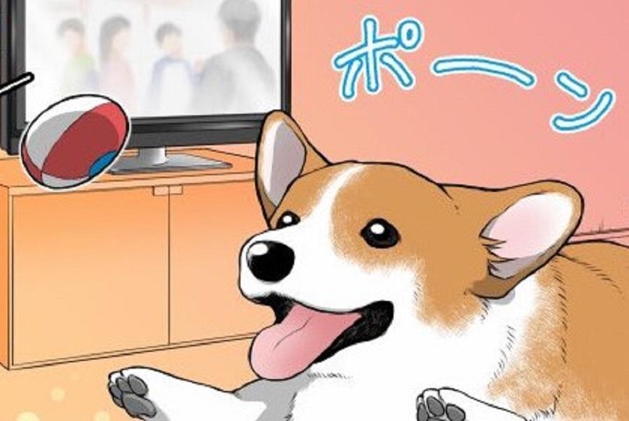 漫画のワンシーン【画像提供:西田理英(@itikogi)さん】