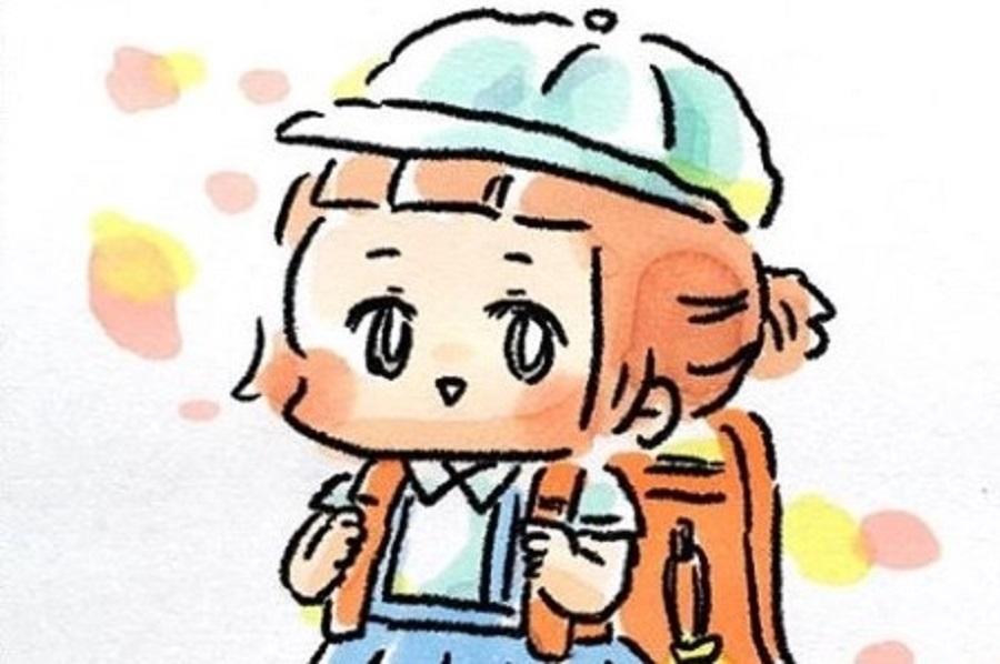漫画のワンシーン【画像提供:まつざきしおり(matsuzakishiori)さん】