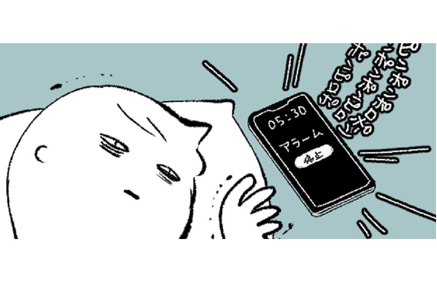 漫画のワンシーン【画像提供:山口カエ(@yamakae)さん】
