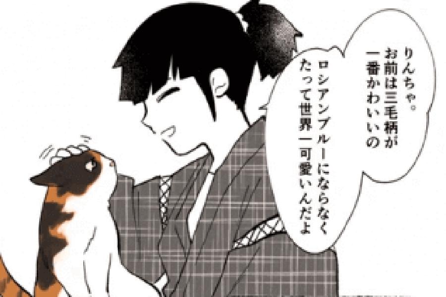 漫画のワンシーン【画像提供:清水めりぃ(@zatta_shimizu)さん】