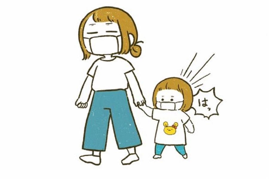 漫画のワンシーン【画像提供:ももり(@mogchimgmg)さん】