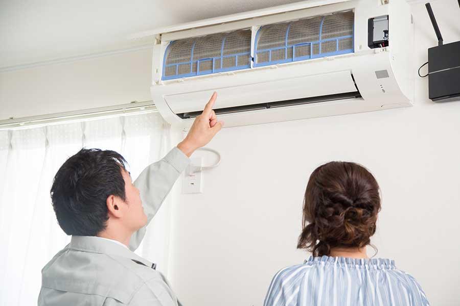 酷暑を乗り切るために、エアコンを上手に使いたい(写真はイメージ)【写真:写真AC】