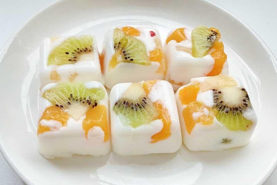 好みのフルーツで。食後のお楽しみに【写真:Hint-Pot編集部】