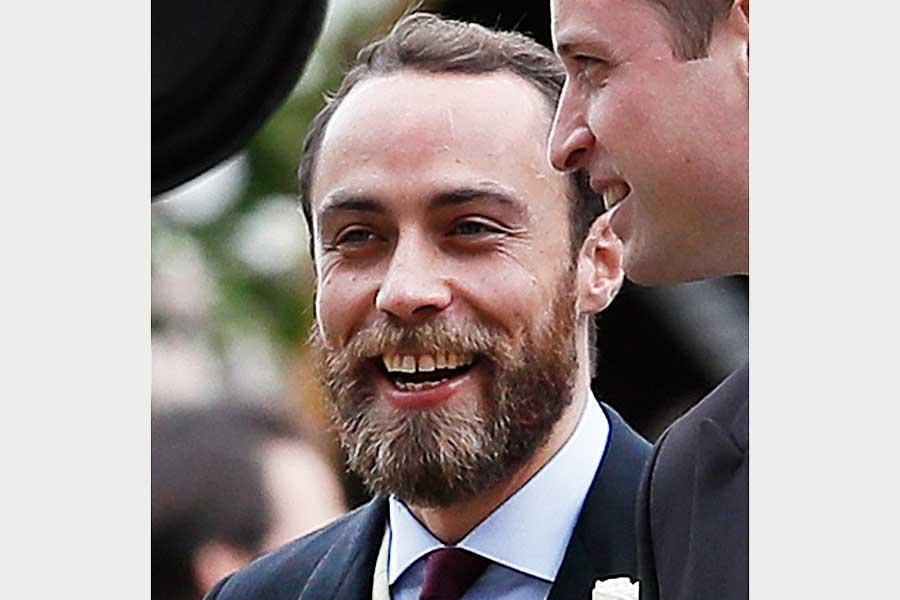ジェームズ・ミドルトンさん【写真:Getty Images】