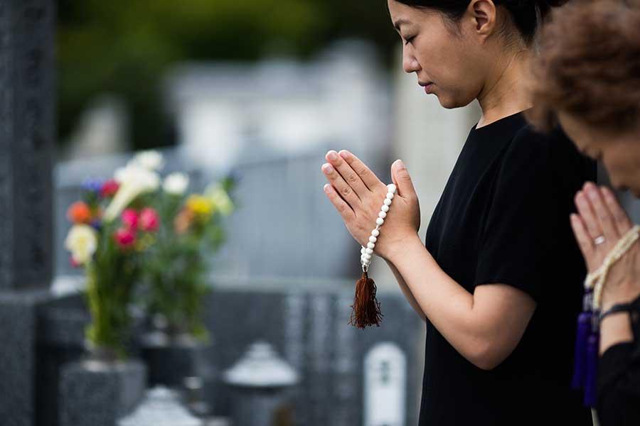 お墓の引っ越し「改葬」は増加傾向にあるという(写真はイメージ)【写真:写真AC】