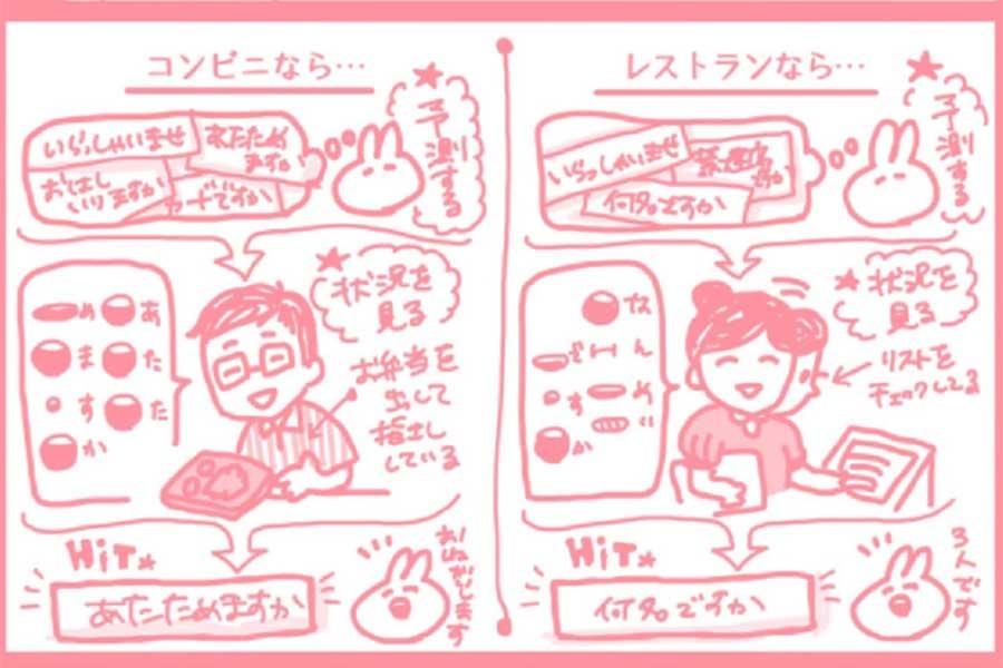 漫画のワンシーン【画像提供:うささ(@usasa21)さん】