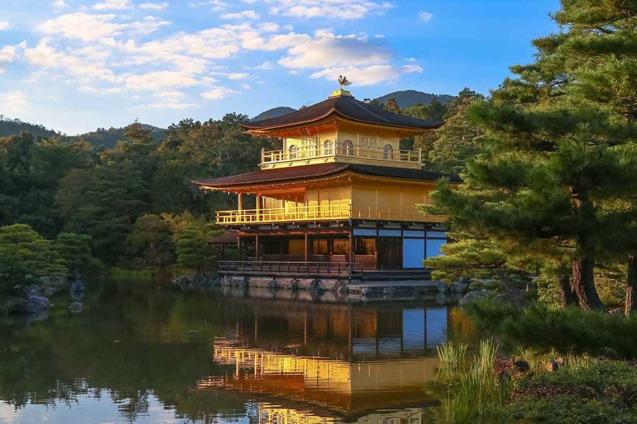 普段の「金閣寺」(写真はイメージ)【写真:写真AC】