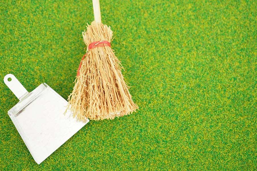 連載第1回は「玄関」のお掃除法からスタート(写真はイメージ)【写真:写真AC】