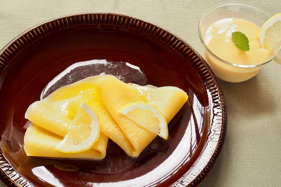 レモンのさわやかな味わいが楽しめる2品をご紹介【写真:市川千佐子】