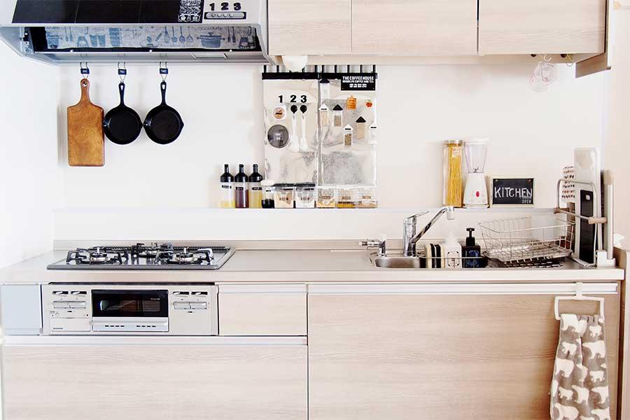 好評の連載、3回目は「キッチン」がテーマ(写真はイメージ)【写真:写真AC】