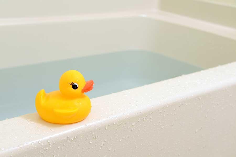 冷え込む季節はお風呂で身体を温めたい(写真はイメージ)【写真:写真AC】