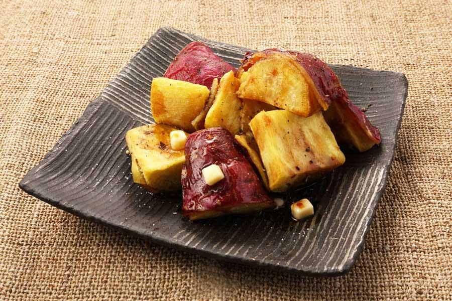 ホクホクとした食感とバターの風味が最高の一皿【写真:キッコーマン株式会社】