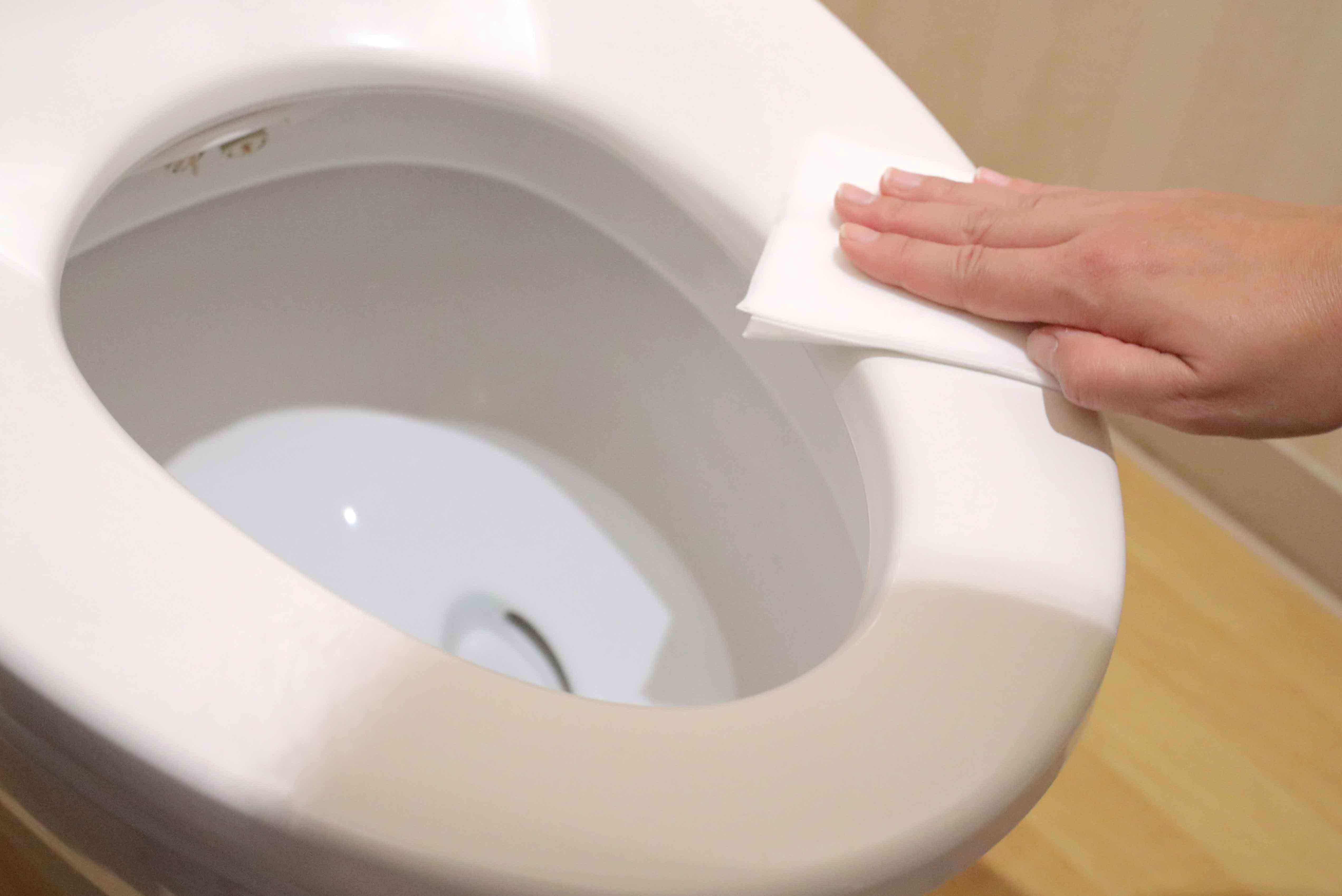 毎日のトイレ掃除で運気をアップ(写真はイメージ)【写真:写真AC】