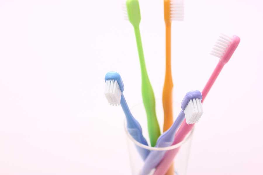 歯ブラシを正しく管理し、口腔ケアにも気を使いたい(写真はイメージ)【写真:写真AC】