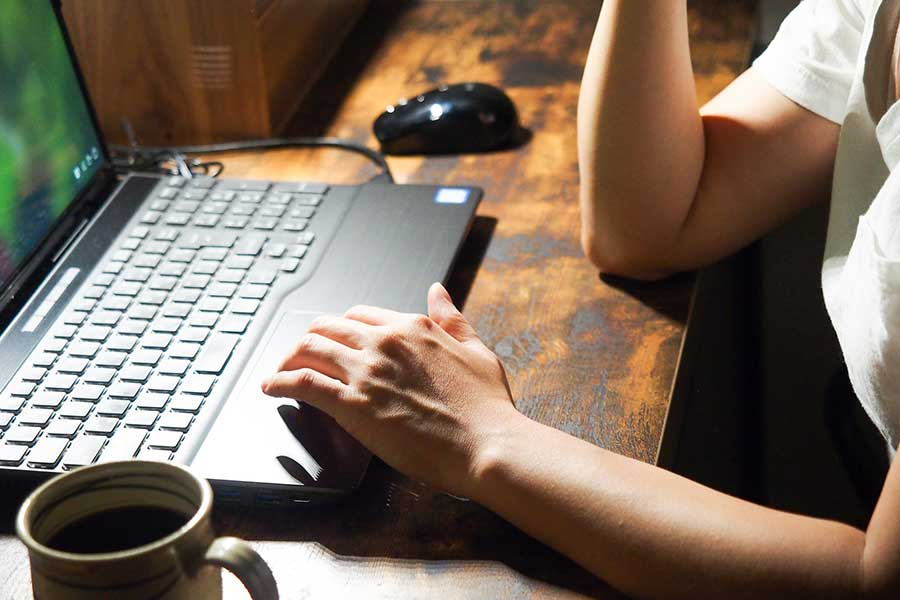 自宅で仕事をする機会も増えた今だからこそ、ワークスペースのインテリアにもこだわりたい(写真はイメージ)【写真:写真AC】