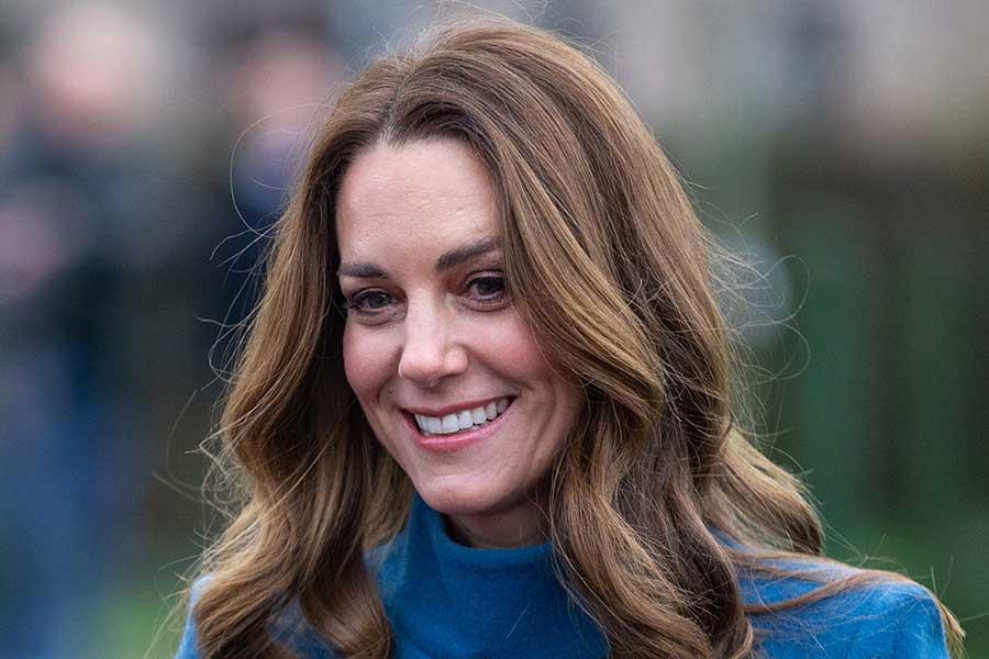 各地をツアー中のキャサリン妃。今回も着こなしが話題に【写真:Getty Images】