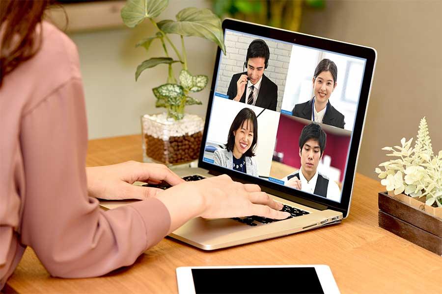「ビデオ会議で後ろの部屋を眺め回さないで」テレワークで上司に不満 原因はハラスメント意識の世代間ギャップ?