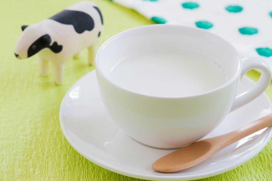 冬が旬とも言われる牛乳(写真はイメージ)【写真:写真AC】