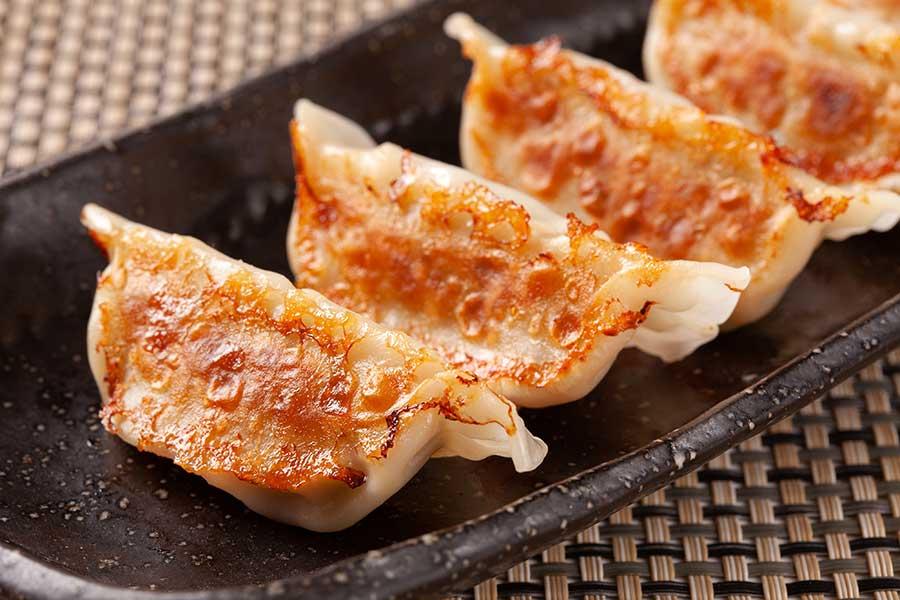 国民食の1つ、餃子(写真はイメージ)【写真:写真AC】