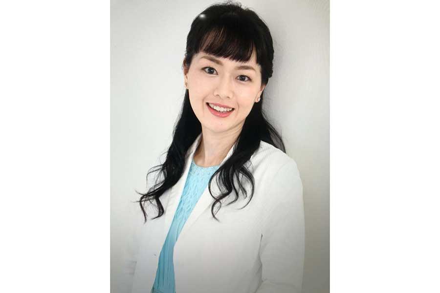 皮膚科専門医の田中敬子先生【写真提供:田中敬子】