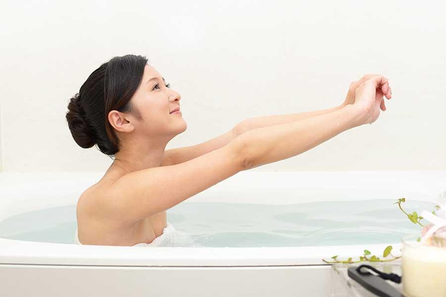風呂と関わりが深いのは健康運と愛情運(写真はイメージ)【写真:写真AC】