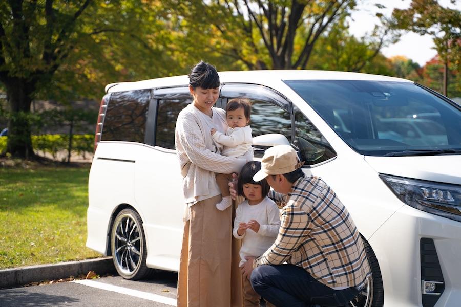 車の外観はタイヤを含めていつもきれいに(写真はイメージ)【写真:写真AC】