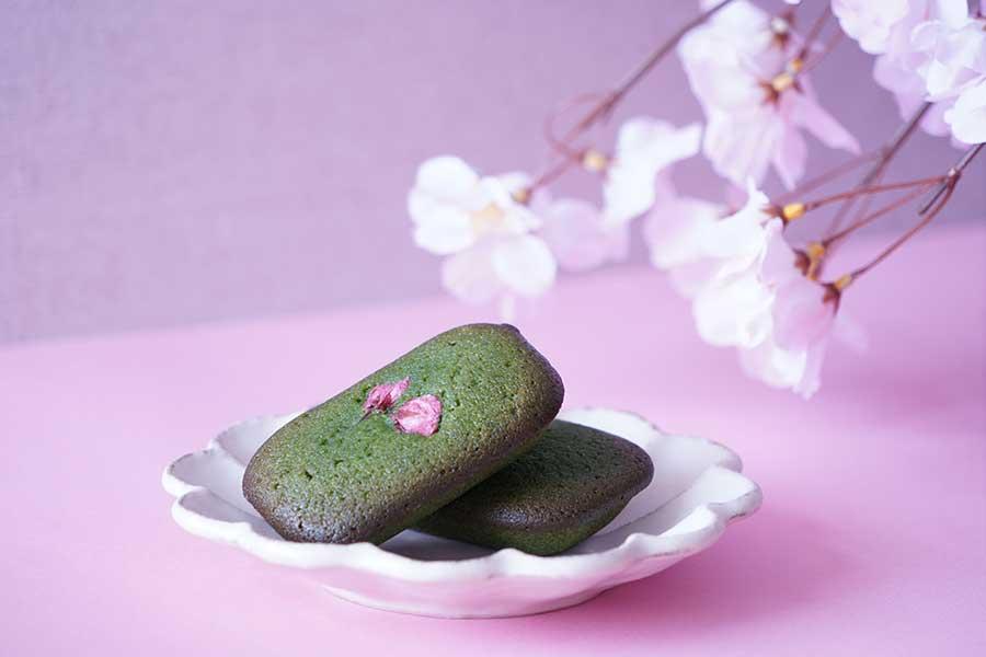 ほどよい塩気と甘さのバランスが秀逸。華やかな桜の香りに春を感じます【写真提供:中村藤吉本店】
